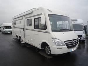 Le Camping Car : le voyageur rx platinium 1158 occasion de 2011 mercedes camping car en vente carpiquet ~ Medecine-chirurgie-esthetiques.com Avis de Voitures