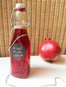 Essbare Geschenke Selber Machen : granatapfel essig rezept weihnachten geschenke aus der k che essig und granatapfel ~ Eleganceandgraceweddings.com Haus und Dekorationen
