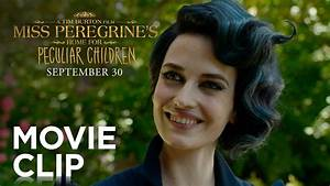 "Miss Peregrine's Home For Peculiar Children | ""A Peculiar ..."