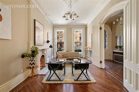 Brownstone Renovated Home by Brownstone Featured In The Squid And The Whale