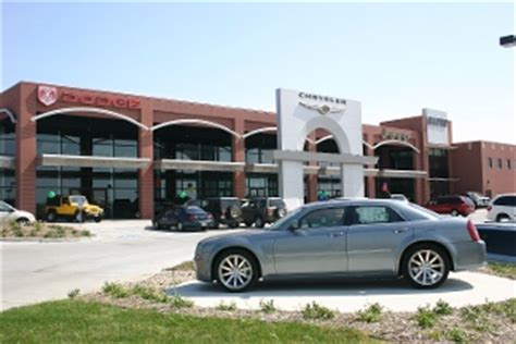 Baxter Chrysler Jeep Dodge Omaha by Baxter Chrysler Jeep Dodge Omaha Ne 68118 Business