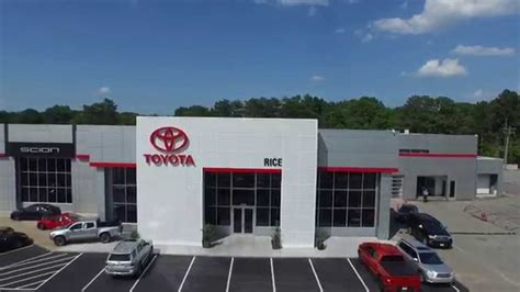 Toyota Greensboro by Rice Toyota Greensboro Tour