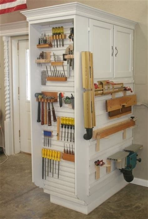 perfect  separate tool bench  laundry area  garage