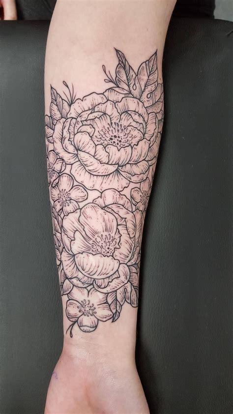 antique floral scar cover   whitney  human kanvas