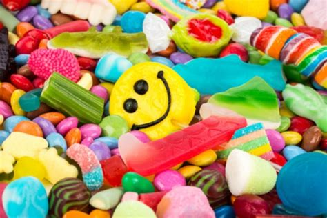 Diät süßigkeiten