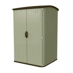 Suncast Storage Sheds Menards by Rubbermaid 4 Ft X 2 1 2 Ft Large Vertical Storage Shed
