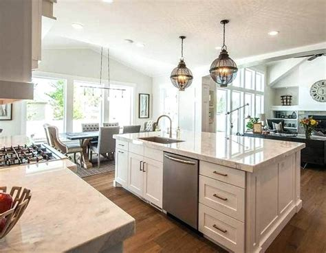 kitchen island dimensions with sink kitchen island with sink and dishwasher price seating