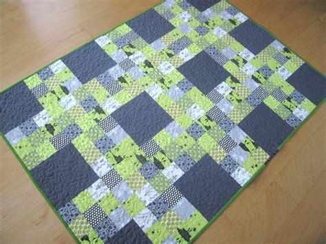 nine patch quilt process nine patch lattice quilt sew what
