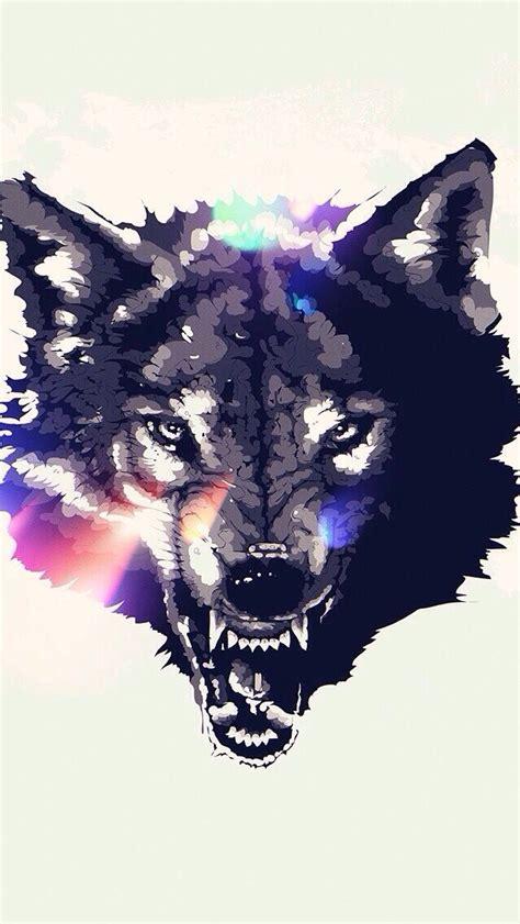 wolf iphone wallpaper wolf wallpaper for iphone wallpapersafari