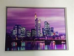 Skyline Frankfurt Bild : gebraucht ikea bild skyline frankfurt in 60322 frankfurt am main um 25 00 shpock ~ Eleganceandgraceweddings.com Haus und Dekorationen