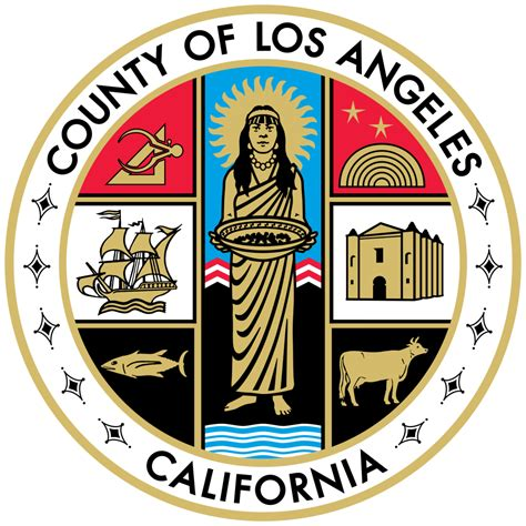 File:Seal of Los Angeles County, California.svg ...