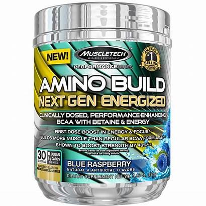 Amino Build Gen Energized Center Masmusculo Incl