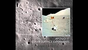LRO Revisits Apollo Landing Sites - YouTube
