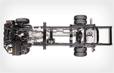 Helfman Mitsubishi by Ford Stripped Chassis In Stafford Fort Bend County 2015