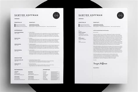 14998 minimal graphic design resume amazing free goods from this week on creative market