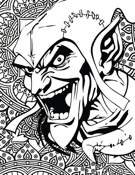 marvel villains printable coloring pages rad marvel