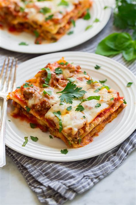 The Easiest Lasagna Recipe Ever | Kay Woolbright | Copy Me ...