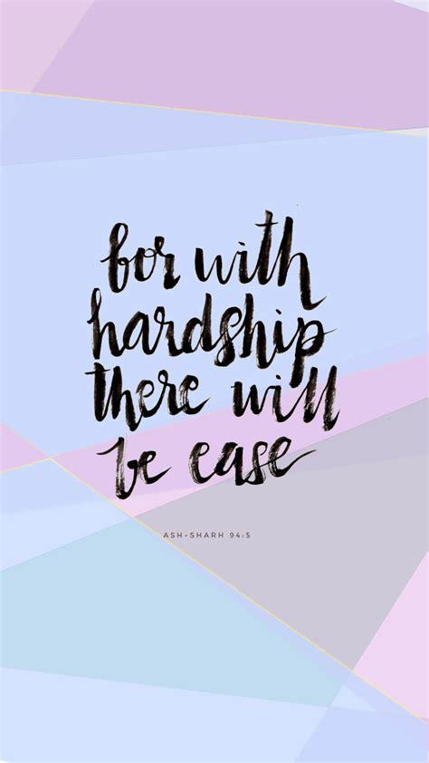 hardship    ease  happy candle