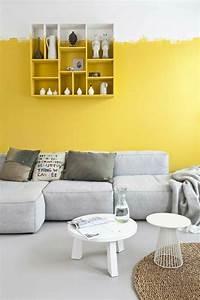 comment associer les couleurs d39interieur simulateur de With tapis jaune avec soldes canapé ikea