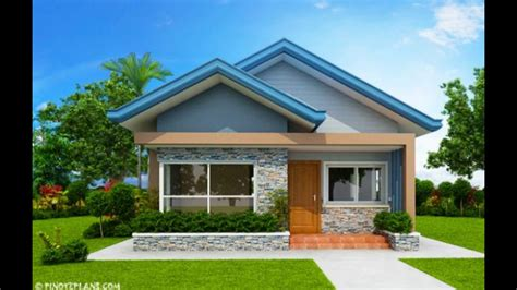 10 Small House Design With Floor Plans For Your Budget