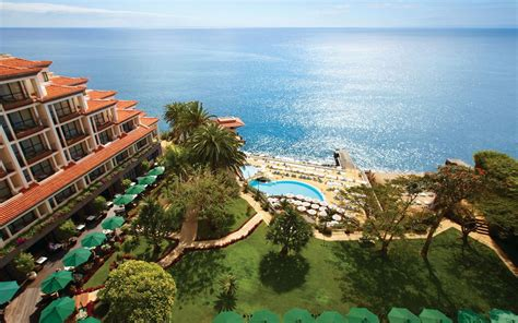 The Cliff Bay Hotel Review, Madeira, Portugal