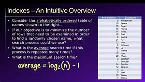 Database Lesson #7 of 8
