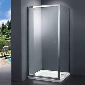 Paroi De Douche D Angle 80x80 : cabine de douche 80x80cm et 90x90cm malaga ~ Edinachiropracticcenter.com Idées de Décoration