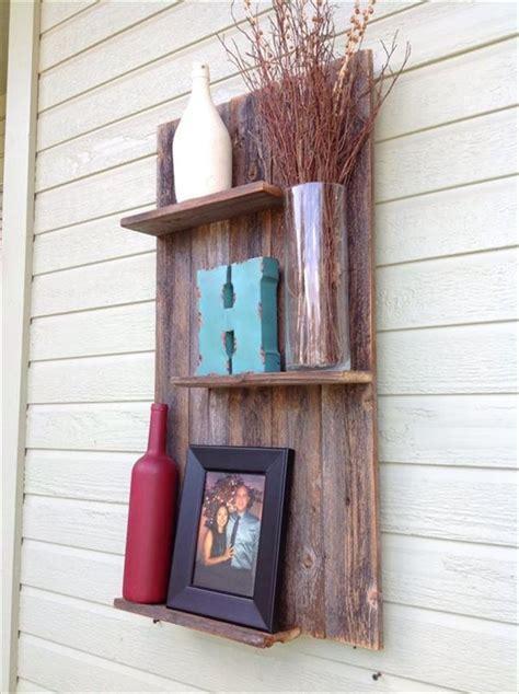 10 DIY Wood Pallet Shelf Ideas   1001 Pallet Ideas