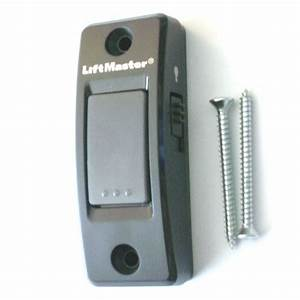 Liftmaster 883lm Security  2 0 And Myq Garage Door Wall