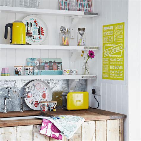ways   accessories  refresh  kitchen  ideal home