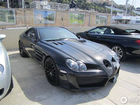 Mercedes Benz Mansory Slr Mclaren Renovatio 4 January
