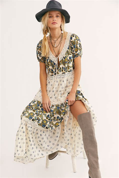 Sun Chaser Midi Dress | Midi dress, Maxi dresses casual ...
