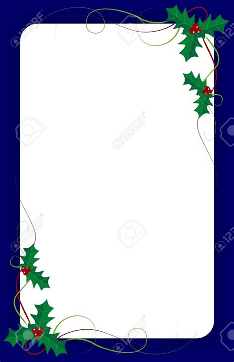 blank christmas invitation templates festival collections