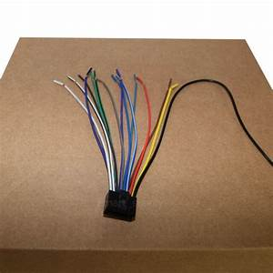New Wire Harness For Kenwood Kdc