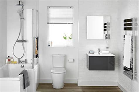 ideas for small bathrooms makeover bathroom suites complete bathroom suites diy at b q