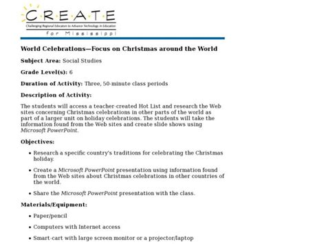 Christmas Around The World Collection