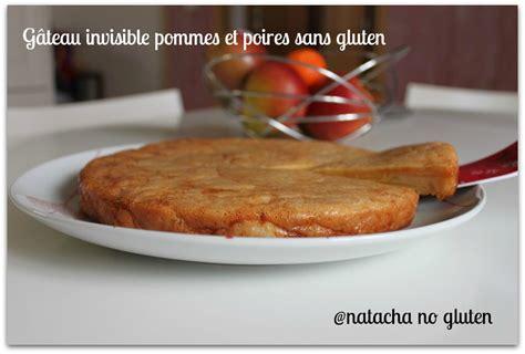 g 226 teau invisible poires pommes sans gluten ma cuisine
