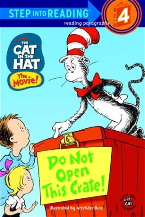 open  crate  cat   hat step