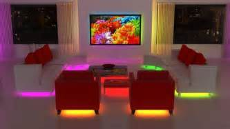 Led Lights For Home Interior Modern Interior Design Ideas To Brighten Up Rooms With Led Lighting Fixtures