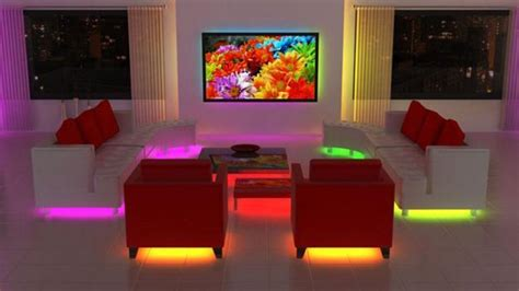 Led Lights Decoration In Room by Modern Interior Design Ideas To Brighten Up Rooms With Led