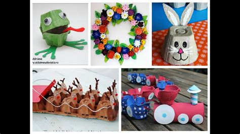 egg carton crafts  kids fun easy recycled craft