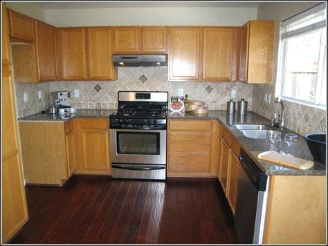 Hardwood Floors Light Cabinets by Staining Wood Floors With Color Loccie Better Homes