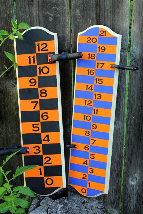 Backyard Scoreboard by Backyard Scoreboard For Bocce By Craftyerin