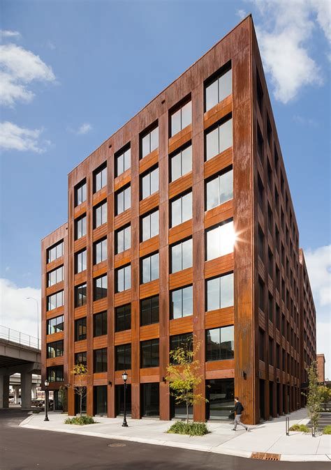 T3 Minneapolis  Michael Green Architecture