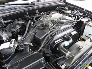 1999 Toyota 4runner Limited 4x4 3 4 Liter Dohc 24