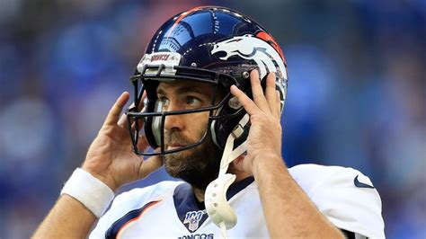 Denver Broncos quarterback Joe Flacco plans to play on in ...