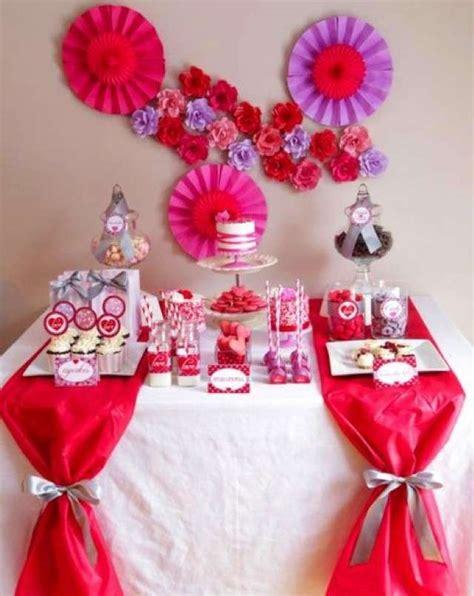 tavoli addobbati per compleanni decorare la tavola per un buffet foto 3 40 design mag