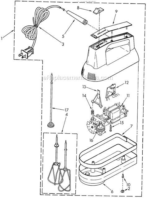 Kitchenaid Khmtwh Parts List Diagram
