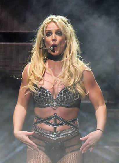 Spears Britney Open Scarborough Performs Theatre Air
