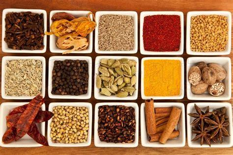 epice cuisine tableau photo épices du monde une toile de roxio